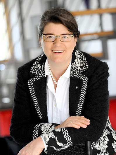 Ursula Tschorn Portrait