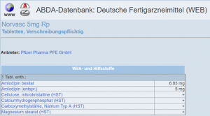 Abba Datenbank Beispiel